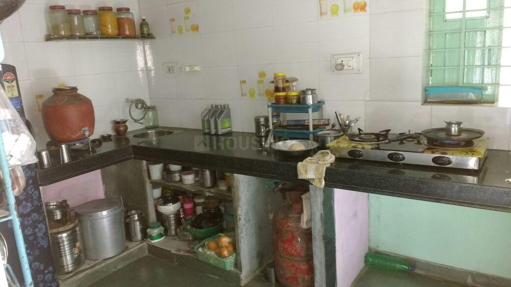 Kitchen Image of 1600 Sq.ft 2 BHK Independent House for buy in Chandlodia for 5800000