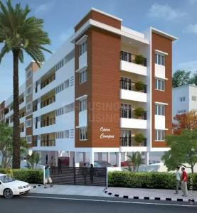 Gallery Cover Image of 970 Sq.ft 2 BHK Apartment for buy in Opera Canopus, Devarachikkana Halli for 4500000