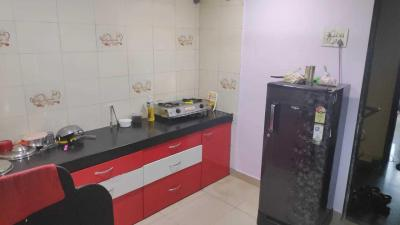 Kitchen Image of Sumedha Enterprises PG in Ghansoli