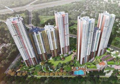 Gallery Cover Image of 1199 Sq.ft 2 BHK Apartment for buy in Hero Homes Gurgaon, Sector 104 for 7600000