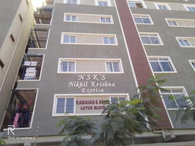 Gallery Cover Image of 1090 Sq.ft 2 BHK Apartment for buy in Kukatpally for 6168000