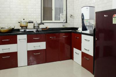 Kitchen Image of PG 4643177 Thergaon in Thergaon