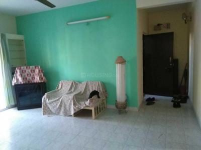 Gallery Cover Image of 600 Sq.ft 1 BHK Apartment for rent in Hingne Khurd for 10000