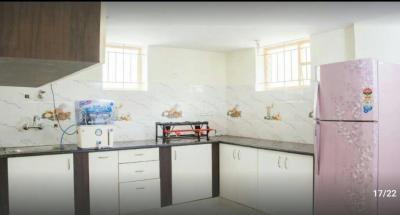 Kitchen Image of Shankar Luxury PG in Marathahalli
