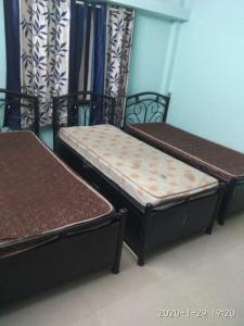 Bedroom Image of Ranjan PG in Thane West