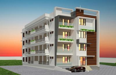 Gallery Cover Image of 1542 Sq.ft 3 BHK Apartment for buy in Chembukkav for 5800000