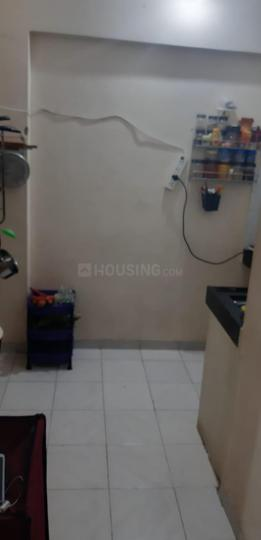 Kitchen Image of 280 Sq.ft 1 BHK Apartment for rent in Kurla East for 14000