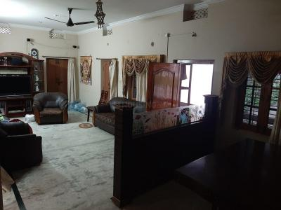Gallery Cover Image of 1450 Sq.ft 3 BHK Independent House for rent in Toli Chowki for 26000
