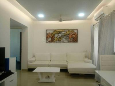 Gallery Cover Image of 1305 Sq.ft 2 BHK Apartment for rent in Kharghar for 42000