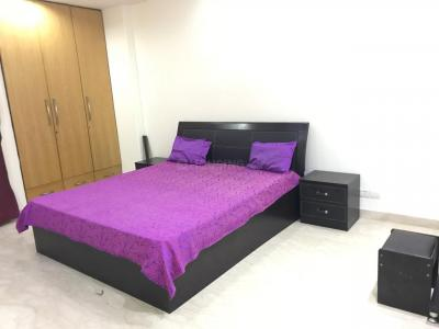 Gallery Cover Image of 890 Sq.ft 4 BHK Apartment for rent in Baprola for 112000