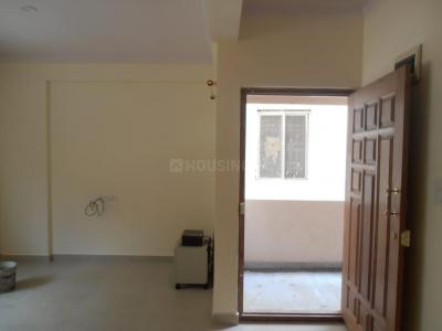 Gallery Cover Image of 1075 Sq.ft 2 BHK Apartment for rent in Kaggadasapura for 18000