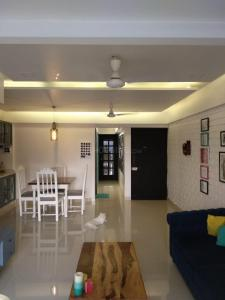 Gallery Cover Image of 1500 Sq.ft 3 BHK Apartment for rent in Sai Sai Siddhi Towers, Ghatkopar East for 55000