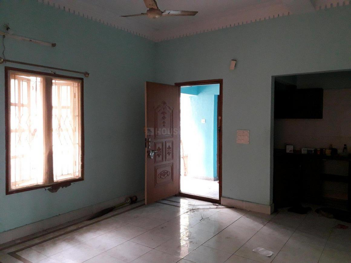 Living Room Image of 600 Sq.ft 1 BHK Apartment for rent in New Thippasandra for 11000