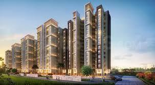 Gallery Cover Image of 776 Sq.ft 1 BHK Apartment for buy in Mahaveer Northscape, Navarathna Agrahara for 3619000