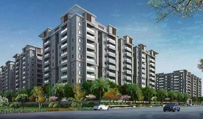 Gallery Cover Image of 1262 Sq.ft 2 BHK Apartment for buy in Tellapur for 6941000