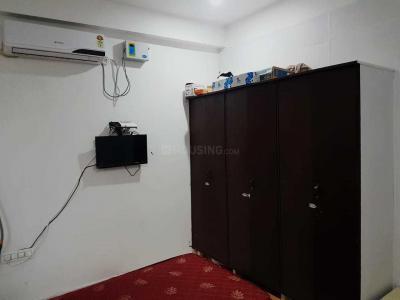Bedroom Image of Geeta Hospitality PG in Patel Nagar