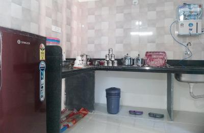 Kitchen Image of Whistling Meadows F A-503 in Bavdhan