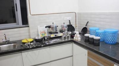 Kitchen Image of 602 Tower 94 Neo Amanora Park Town in Magarpatta City