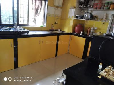 Gallery Cover Image of 1200 Sq.ft 2 BHK Apartment for rent in Nerul for 30000