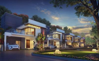 Gallery Cover Image of 2292 Sq.ft 3 BHK Villa for buy in NVT Mystic Garden, Sarjapur for 13800000