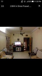 Gallery Cover Image of 600 Sq.ft 1 BHK Apartment for rent in Airoli for 22500
