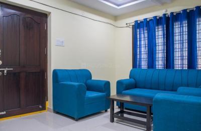 Living Room Image of 2bhk (301) In Navaneeth Apartment in Yousufguda