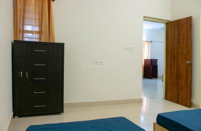 Bedroom Image of Adesh Nest-gf in HBR Layout