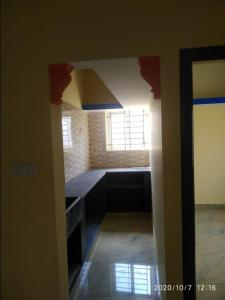 Gallery Cover Image of 500 Sq.ft 1 BHK Independent Floor for rent in Kudlu for 6500