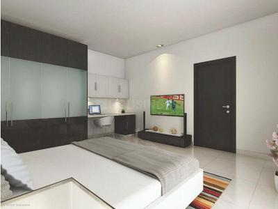 Gallery Cover Image of 602 Sq.ft 1 BHK Apartment for rent in The Urbanite, Thikariya for 12000