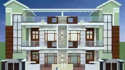 Gallery Cover Image of 756 Sq.ft 2 BHK Independent House for buy in Clement Town for 5000000