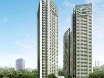 Gallery Cover Image of 3045 Sq.ft 4 BHK Apartment for buy in Oberoi Elysian Tower A, Goregaon East for 60000000