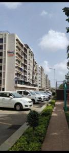 Gallery Cover Image of 450 Sq.ft 1 RK Apartment for buy in Thakur Galaxy, Boisar for 1550000