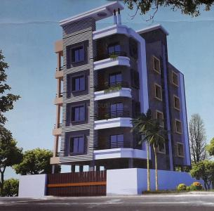 Gallery Cover Image of 1000 Sq.ft 3 BHK Apartment for buy in Kasba for 6400000