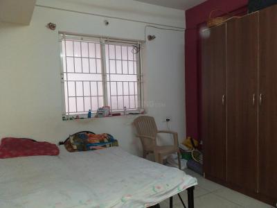 Bedroom Image of Sri Laxmi Bhawani PG in BTM Layout