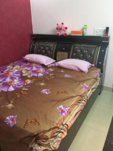 Bedroom Image of 500 Sq.ft 2 BHK Independent Floor for buy in Pandav Nagar for 3200000
