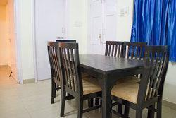 Kitchen Image of PG 4642360 Koramangala in Koramangala