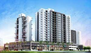 Gallery Cover Image of 1230 Sq.ft 2 BHK Apartment for buy in Pittie Kourtyard, Kharadi for 11500000