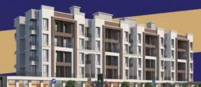 Gallery Cover Image of 605 Sq.ft 1 BHK Apartment for buy in Badlapur West for 2135000