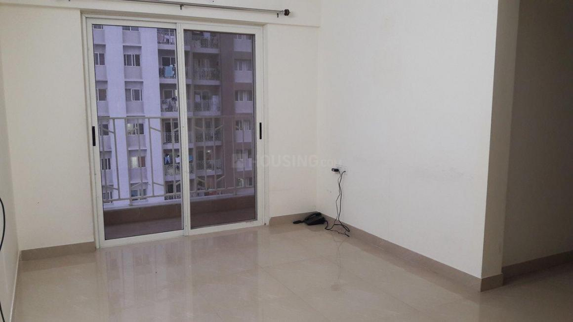 Living Room Image of 1000 Sq.ft 2 BHK Apartment for rent in Hadapsar for 22500