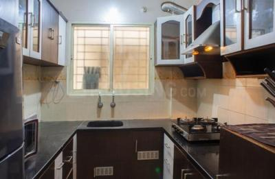 Kitchen Image of Vg-1 Hitech Citadel Apartment in Padmanabhanagar