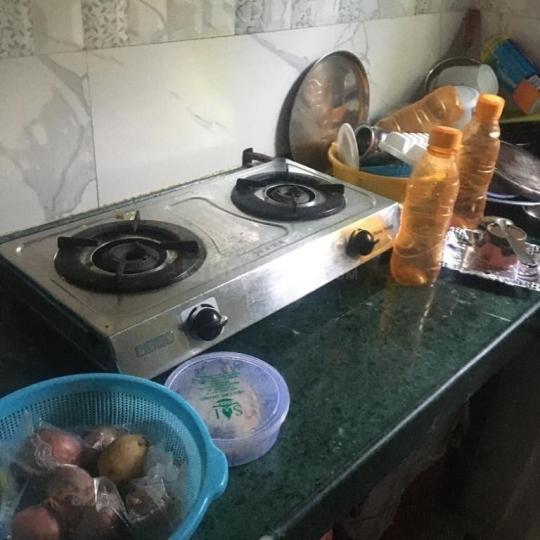 Kitchen Image of PG 4441887 Andheri West in Andheri West