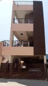 Gallery Cover Image of 680 Sq.ft 1 BHK Independent House for rent in Lingarajapuram for 10000