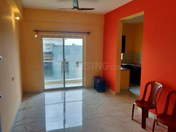 Living Room Image of 988 Sq.ft 2 BHK Apartment for rent in Bansdroni for 23000