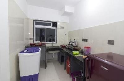 Kitchen Image of Jayant Chaudhari's Nest in Mulund West