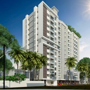 Gallery Cover Image of 635 Sq.ft 1 BHK Apartment for buy in Marvella, Narhe for 3290000