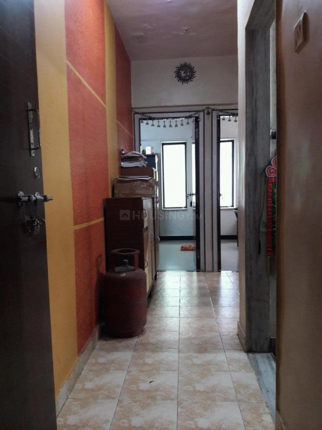 Hallway Image of 650 Sq.ft 1 BHK Apartment for rent in Ghatkopar West for 30000
