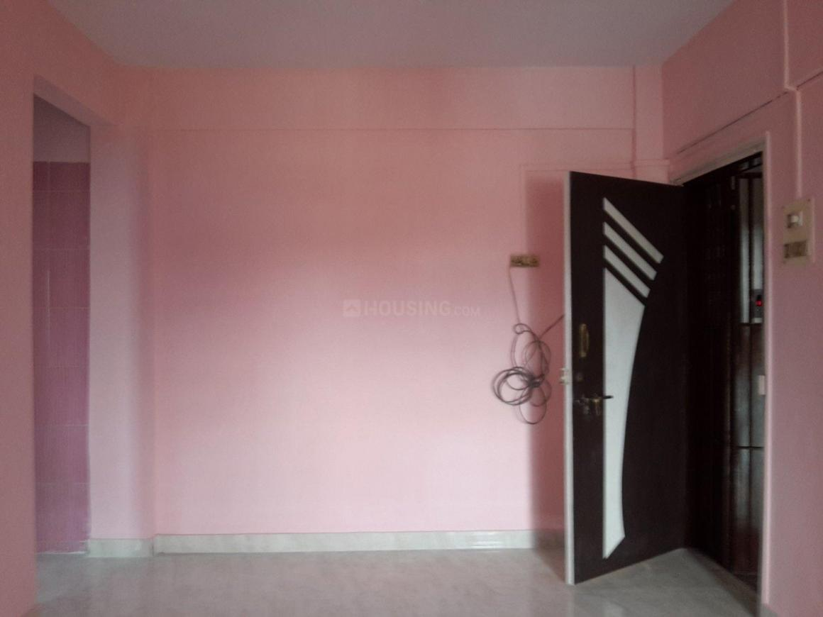 Living Room Image of 500 Sq.ft 1 BHK Apartment for rent in Thane West for 18000