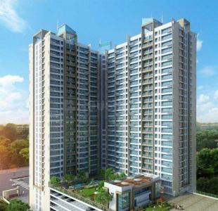 Gallery Cover Image of 1170 Sq.ft 2 BHK Apartment for buy in Tycoons Codename Goldmine Avenue I C, Kalyan West for 9000000