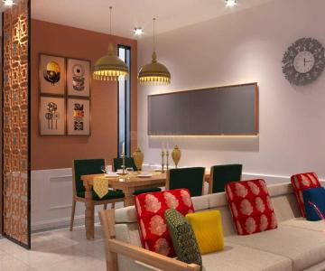 Gallery Cover Image of 1160 Sq.ft 2 BHK Apartment for buy in Yemalur for 6000000