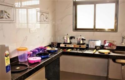 Kitchen Image of Pratibha's Nest in Mulund West